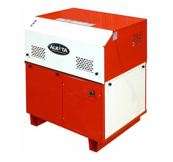 Cold Water Pressure Washer - Wash Bay Cabinet Modules