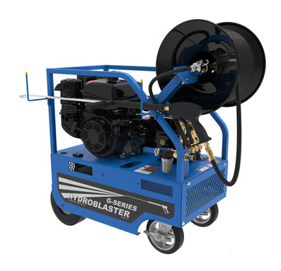 Engine Driven, Cold Water Pressure Washer