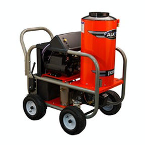 Pressure Washer Hot Water Electric Powered