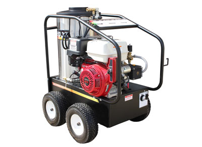 Hot Water Gasoline Units / Oil Fired Burners