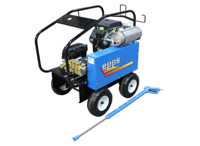 Cold Water Gasoline Units
